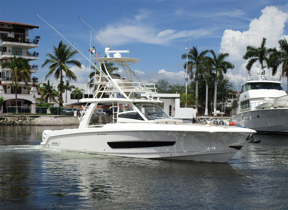 Boston Whaler Bw 420 Outrage La Paz Bcs Full Buy