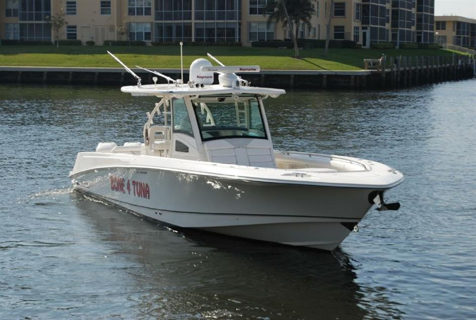 Boston Whaler Outrage Center Console Full Buy