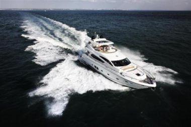 Стоимость яхты 80 Sunseeker - SUNSEEKER 2011