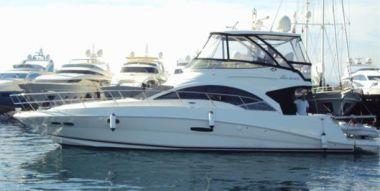 Купить яхту SEA RAY 505 SEDAN BRIDGE - SEA RAY 505 Sedan Bridge в Atlantic Yacht and Ship