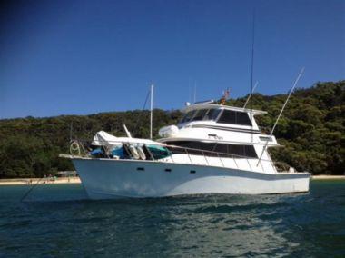 Стоимость яхты FLINDERS REEF - CUSTOM