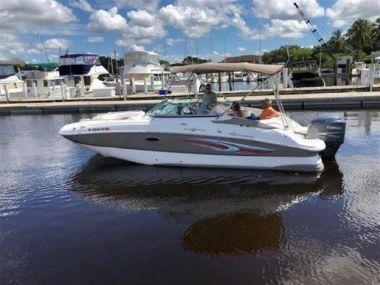 Лучшая цена на 24 2011 Hurricane Sun Deck 2400 - HURRICANE 2011