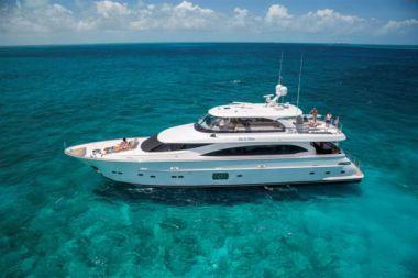 Купить яхту E98 (New Spec Boat) - HORIZON E98 (New Spec Boat) в Atlantic Yacht and Ship