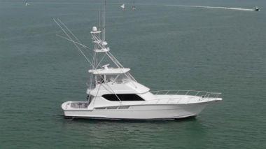Galati Yacht Sales Trade - HATTERAS 55 Convertible