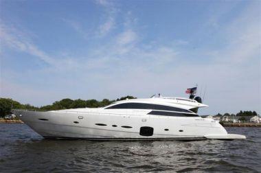 Купить яхту Excellence IV - PERSHING в Atlantic Yacht and Ship