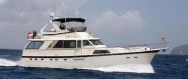 Стоимость яхты Analisa - HATTERAS 1979