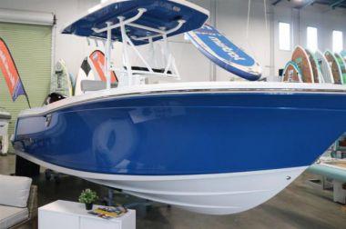 Продажа яхты Blackfin 212 CC - BLACKFIN 212 CC