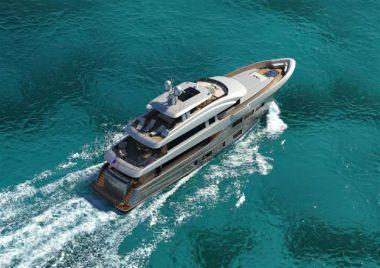 "best yacht sales deals Burger 122 Tri-Deck - BURGER 122' 0"""