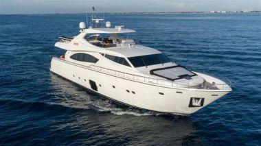 Стоимость яхты Kavita - FERRETTI YACHTS 2006