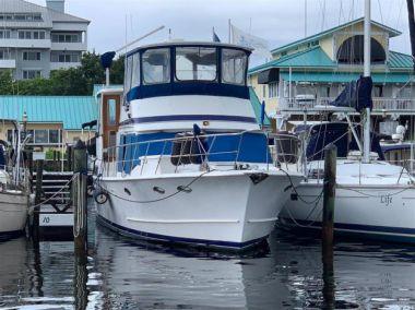 IDGARA - MARINE TRADER 1990 yacht sale
