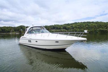"SWEPT AWAY - Cruisers Yachts 42' 0"""