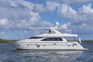 Продажа яхты 73' 2006 Horizon M/Y - HORIZON