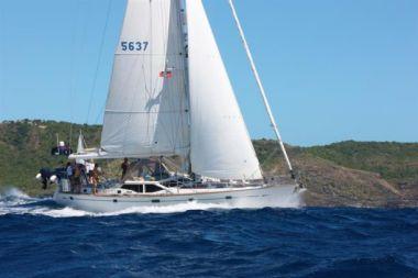 Купить Dreams Come True - Oyster Yachts 2004