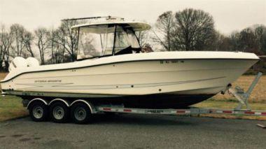 Купить яхту Hydra Sport 2900CC - Hydra-Sports в Atlantic Yacht and Ship