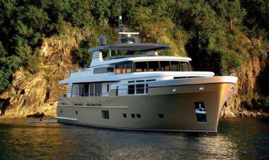 Стоимость яхты 93ft 2017 Van der Valk Continental Trawler - VAN DER VALK