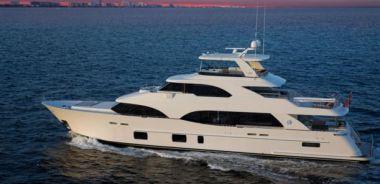 Купить яхту Ocean Alexander 11204 в Atlantic Yacht and Ship