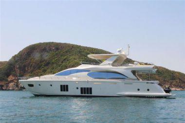 Стоимость яхты JL88 - AZIMUT 2011
