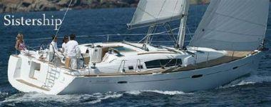 """Купить яхту Beneteau Oceanis 46 """"3 Pearls"""" - BENETEAU в Atlantic Yacht and Ship"""