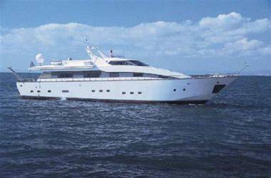 Продажа яхты 98' Custom 1992 - CUSTOM Perama Motor yacht