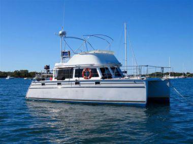 Clewless  - PDQ MV/32 Passagemaker