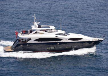 Стоимость яхты PALOMA - SUNSEEKER