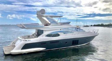 Стоимость яхты 2015 Azimut Flybridge - AZIMUT 2015