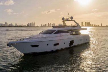 Лучшие предложения покупки яхты EXOTTICA - FERRETTI