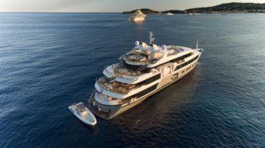 Buy a yacht SERENITY - AUSTAL