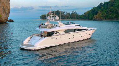 Продажа яхты Aveline