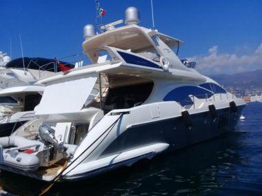 Продажа яхты 2011 Azimut 70 Fly  VA BENE - AZIMUT 70 Fly