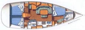 Northern Sky - BENETEAU 2002