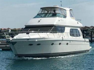 Стоимость яхты 56ft 2006 Carver 56 Voyager - CARVER 2006