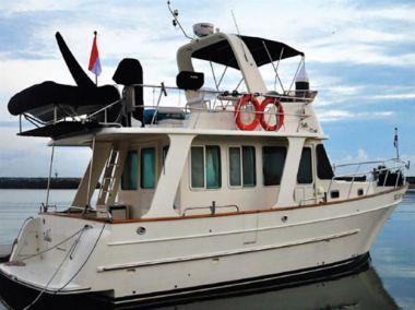 Стоимость яхты Dolphin - CLIPPER