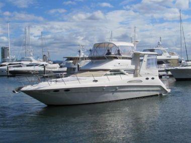 Продажа яхты DA VINCI - SEA RAY 420 Aft Cabin