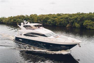Купить яхту 2013 Princess 72 Krista Renee - PRINCESS YACHTS 72 в Shestakov Yacht Sales