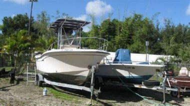 NO NAME - GRADY-WHITE 1998 yacht sale