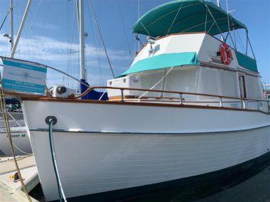 Продажа яхты CONQUEST - GRAND BANKS