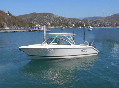 Стоимость яхты 2012 Pursuit 265 Dual Console @ Ixtapa - PURSUIT