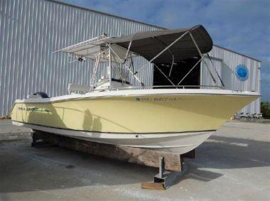 "Купить 22 2006 Sea Hunt 220 Triton - SEA HUNT 22' 0"""
