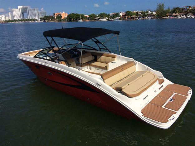 2015 SEA RAY 270 SD - SEA RAY - Buy and sell boats - Atlantic Yacht