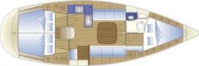 Buy a yacht Aurora - BAVARIA