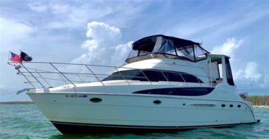 Купить яхту Sunset Dreams  - MERIDIAN 459 Meridian  в Atlantic Yacht and Ship