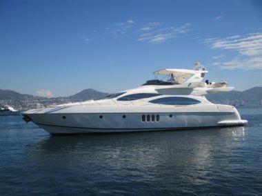 Продажа яхты 2001 AZIMUT 68 PLUS @ ACAPULCO