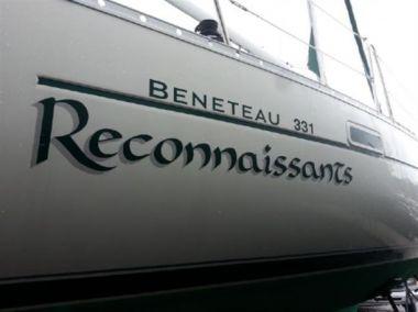 """Продажа яхты Beneteau 331 """"Reconnaissants"""" - BENETEAU 2003"""