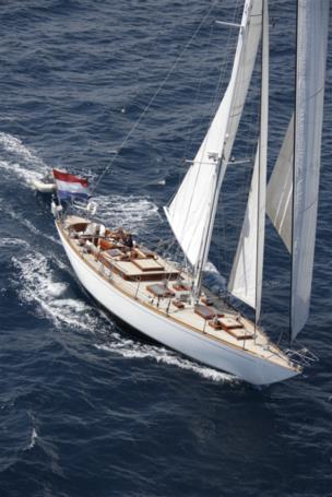 Продажа яхты Bartelli II