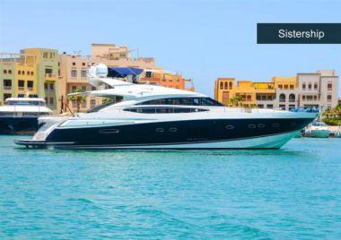 Стоимость яхты Las Brisas - PRINCESS YACHTS 2009