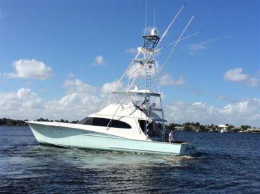 "Sea Check - SPENCER YACHTS 59' 0"""