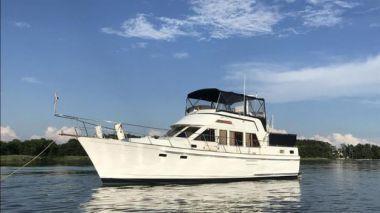 Стоимость яхты Gadabout - ISLAND GYPSY
