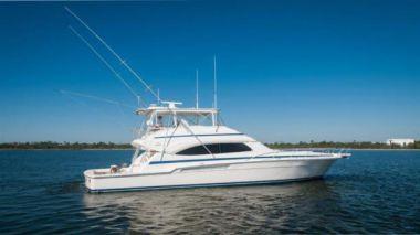 Купить яхту Knot Cheap - BERTRAM 57 CONVERTIBLE в Atlantic Yacht and Ship