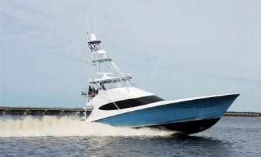 Продажа яхты GT59 - HATTERAS GT59